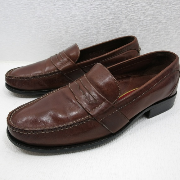 e1c420f4e79 Cole Haan Other - Cole Haan Brown Oil Tanned Leather Loafers 11 M